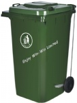 dustbin with pedal