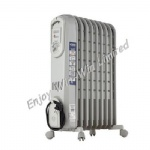 electrical oil radiator heater
